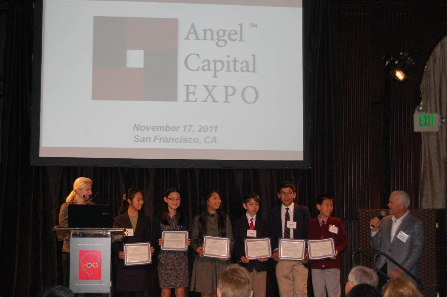 Pitching to Angels - Keiretsu Forum Angel Capital Expo - May