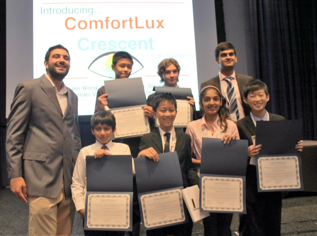 ComfortLux Crescent team, sponsored by Xicato named 1st place team at the Aug 7 Awards.